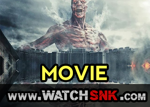 Attack on Titan LIVE Action Movie English Subbed