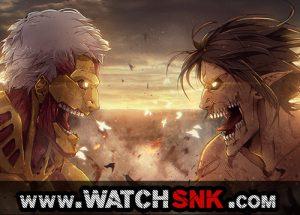 Watch Attack on titan Anime