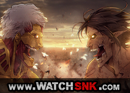 Attack on Titan Season 3 Episode 09 Dubbed